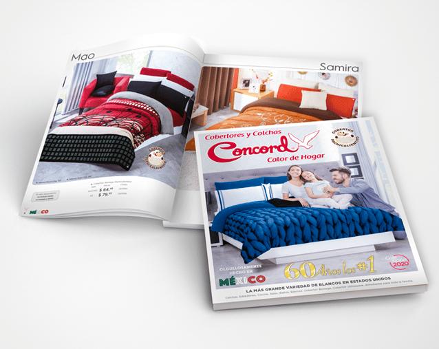 catalogos 3d concord